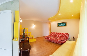 Comfortable apartment in the center of Kiev, Una Camera, 003