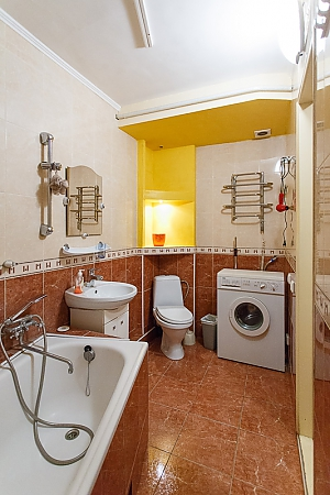 Comfortable apartment in the center of Kiev, Una Camera, 009