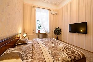 Two bedroom apartment on Mala Zhytomyrska (611), Dreizimmerwohnung, 004