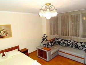 Затишна квартира на вулиці Бажана, 1-кімнатна, 002