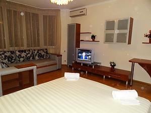 Затишна квартира на вулиці Бажана, 1-кімнатна, 001