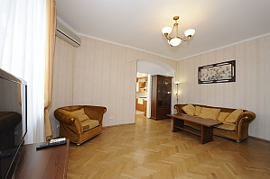 Apartment in the city center, Un chambre, 003