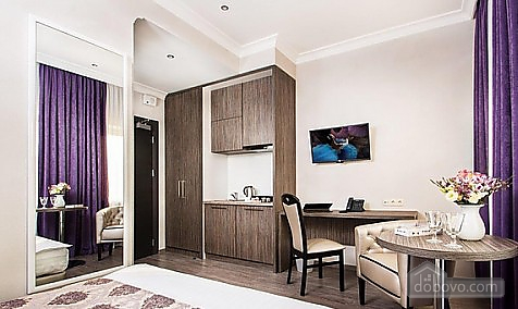 Business class apartments in Kiev, Studio (21490), 007