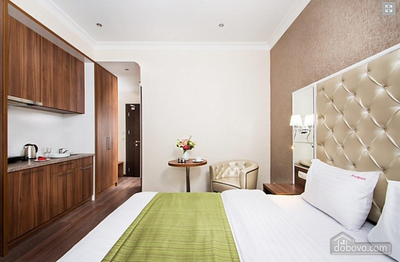 Апартаменти студія, 1-кімнатна (48334), 004