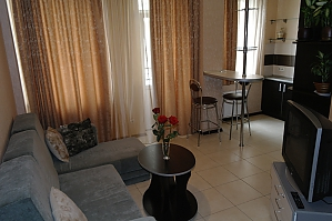Apartment in the city center, Two Bedroom, 001