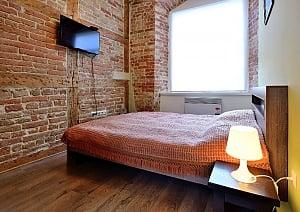 Затишна квартира на площі Ринок, 1-кімнатна, 001