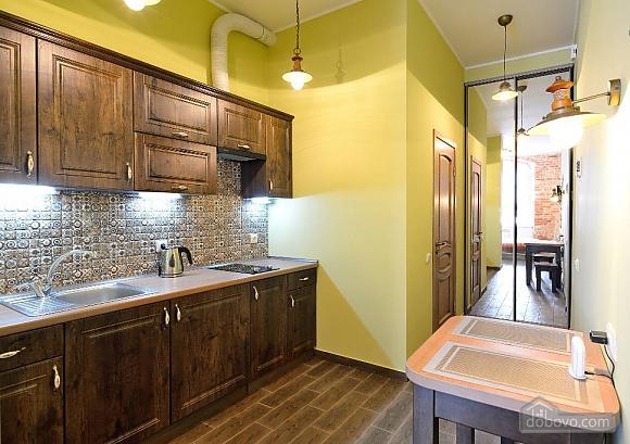 Затишна квартира на площі Ринок, 1-кімнатна (95087), 007