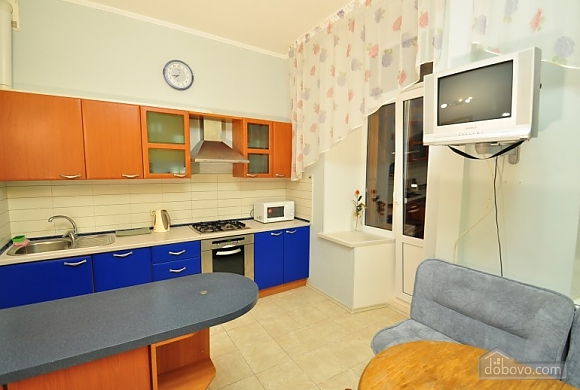 Cozy apartments in Kiev with common kitchen and lavatory, Monolocale (88446), 002