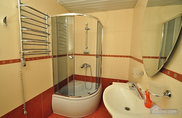 Cosy apartment in Kiev with common kitchen and bathroom, Monolocale (22269), 003