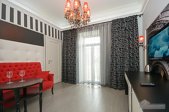 Modern connected apartments in the heart of Kyiv, Two Bedroom (81165), 002