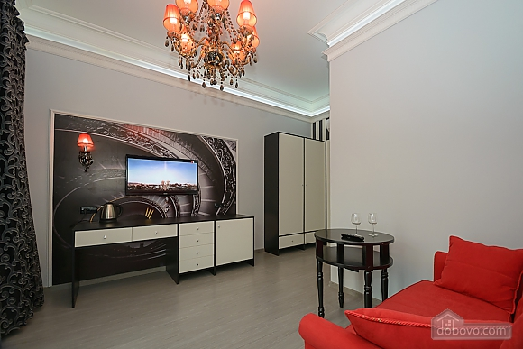 Modern connected apartments in the heart of Kyiv, Two Bedroom (81165), 003