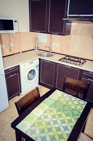 Затишна квартира, 1-кімнатна, 004