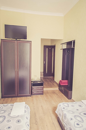 Comfortable suite, Monolocale, 002