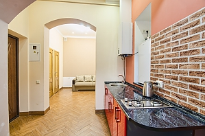Apartment close to the city center, Una Camera, 012