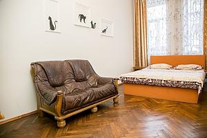 Затишна квартира, 2-кімнатна, 001