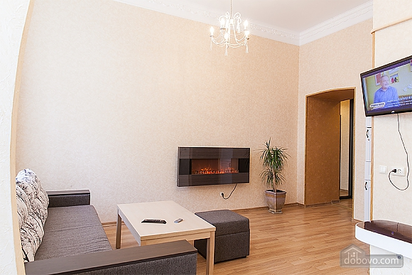 Красива квартира біля Оперного театру, 2-кімнатна (47889), 001
