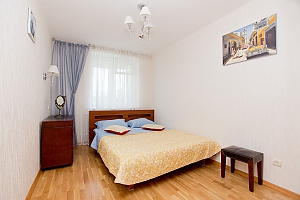 Comfortable apartment for a family vacation, Una Camera, 001