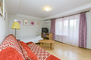 Bright apartment with air conditioning, Monolocale, 001