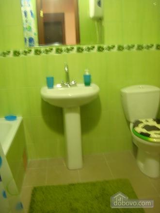 Квартира в зеленых тонах, 1-комнатная (10086), 009
