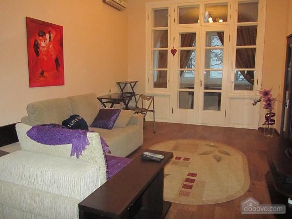 Apartment with beautiful balcony, Una Camera (56394), 001