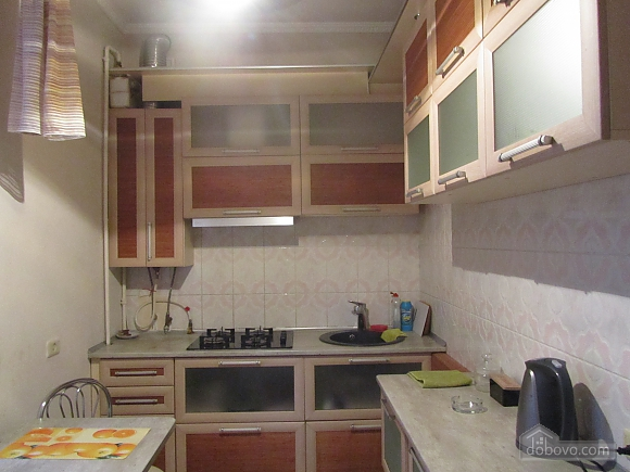 Apartment with beautiful balcony, Una Camera (56394), 003