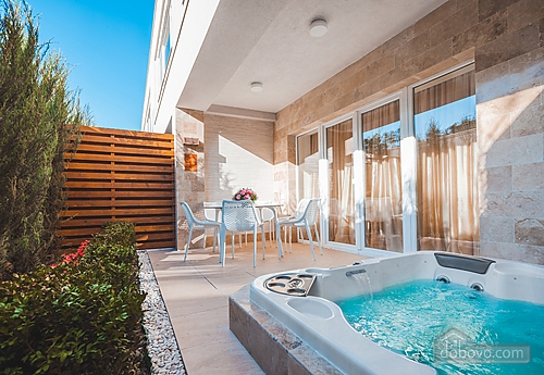 VIP cottage in Arcadia and Bali SPA, Deux chambres (22267), 001