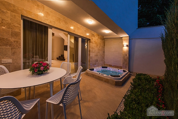 VIP cottage in Arcadia and Bali SPA, Deux chambres (22267), 012