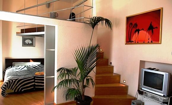 One bedroom apartment on Mykhailivskyi (116), Un chambre (88117), 015