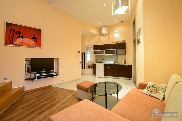 One bedroom apartment on Mykhailivskyi (116), Un chambre (88117), 003