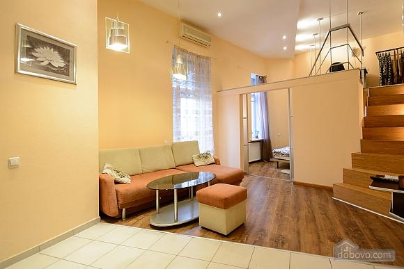 One bedroom apartment on Mykhailivskyi (116), Un chambre (88117), 004