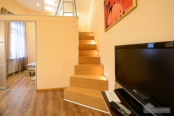 One bedroom apartment on Mykhailivskyi (116), Un chambre (88117), 008