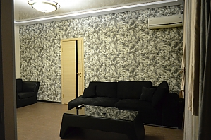 Квартира с джакузи, 2х-комнатная, 001