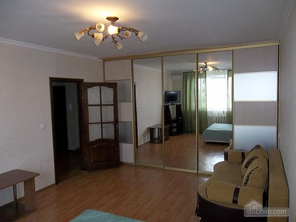 Светлая квартира в центре города, 1-комнатная (46101), 001