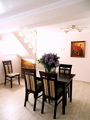 Apartment in the city center, Tre Camere, 002