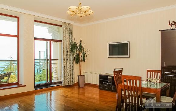 Cozy studio apartment with spectacular view of Black sea, Studio (83507), 008