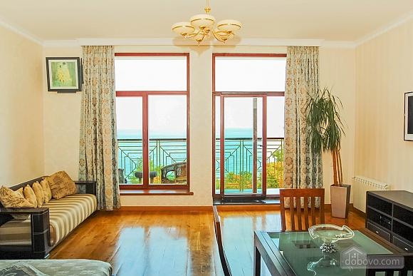 Cozy studio apartment with spectacular view of Black sea, Studio (83507), 001