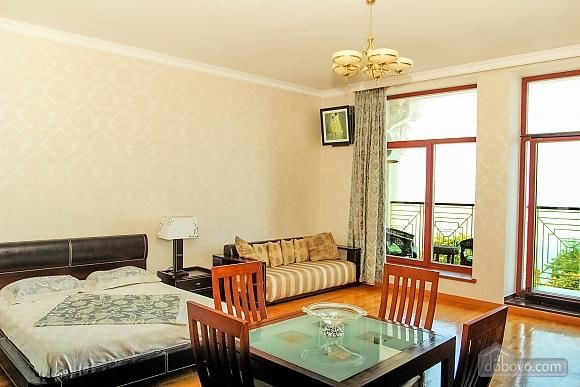 Cozy studio apartment with spectacular view of Black sea, Studio (83507), 003
