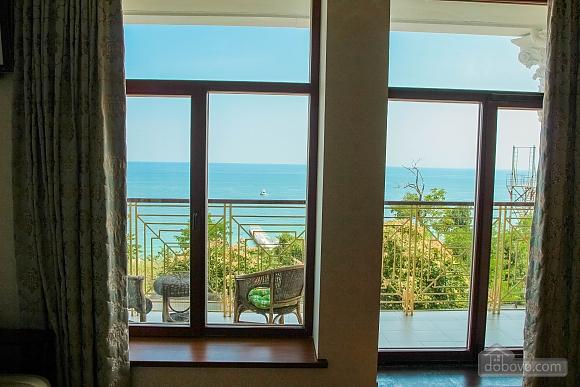 Cozy studio apartment with spectacular view of Black sea, Studio (83507), 014