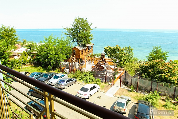 Cozy studio apartment with spectacular view of Black sea, Studio (83507), 015