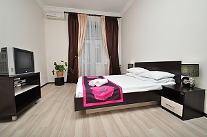 Spacious apartment on Khreschatyk, Trois chambres, 004