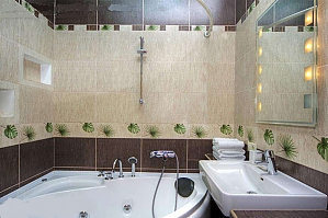Apartment with Jacuzzi in the center, Un chambre, 006