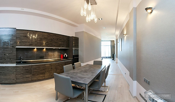 Luxury apartments in Arkadyskyi palace, Un chambre (83986), 004
