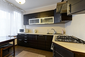 Two bedroom apartment on Volodymyrska (633), Deux chambres, 004