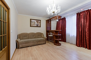 Two bedroom apartment on Volodymyrska (633), Deux chambres, 003