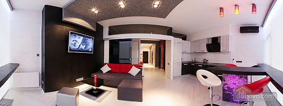 VIP penthouse with jacuzzi in Arkadia, Zweizimmerwohnung (95368), 003