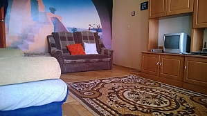 Apartment next to the thermal pool, One Bedroom, 001