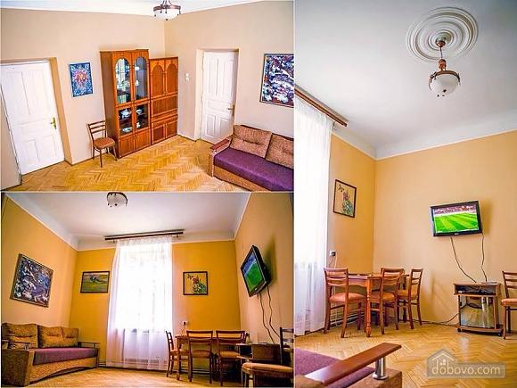 Apartment with plasma TV, Una Camera (73901), 001