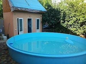 House with swimming pool and sauna, Monolocale, 006