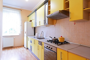 Apartment with separate rooms, Zweizimmerwohnung, 003