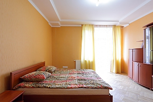 Apartment with separate rooms, Zweizimmerwohnung, 004